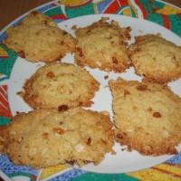 Sušenky z cizrnové mouky